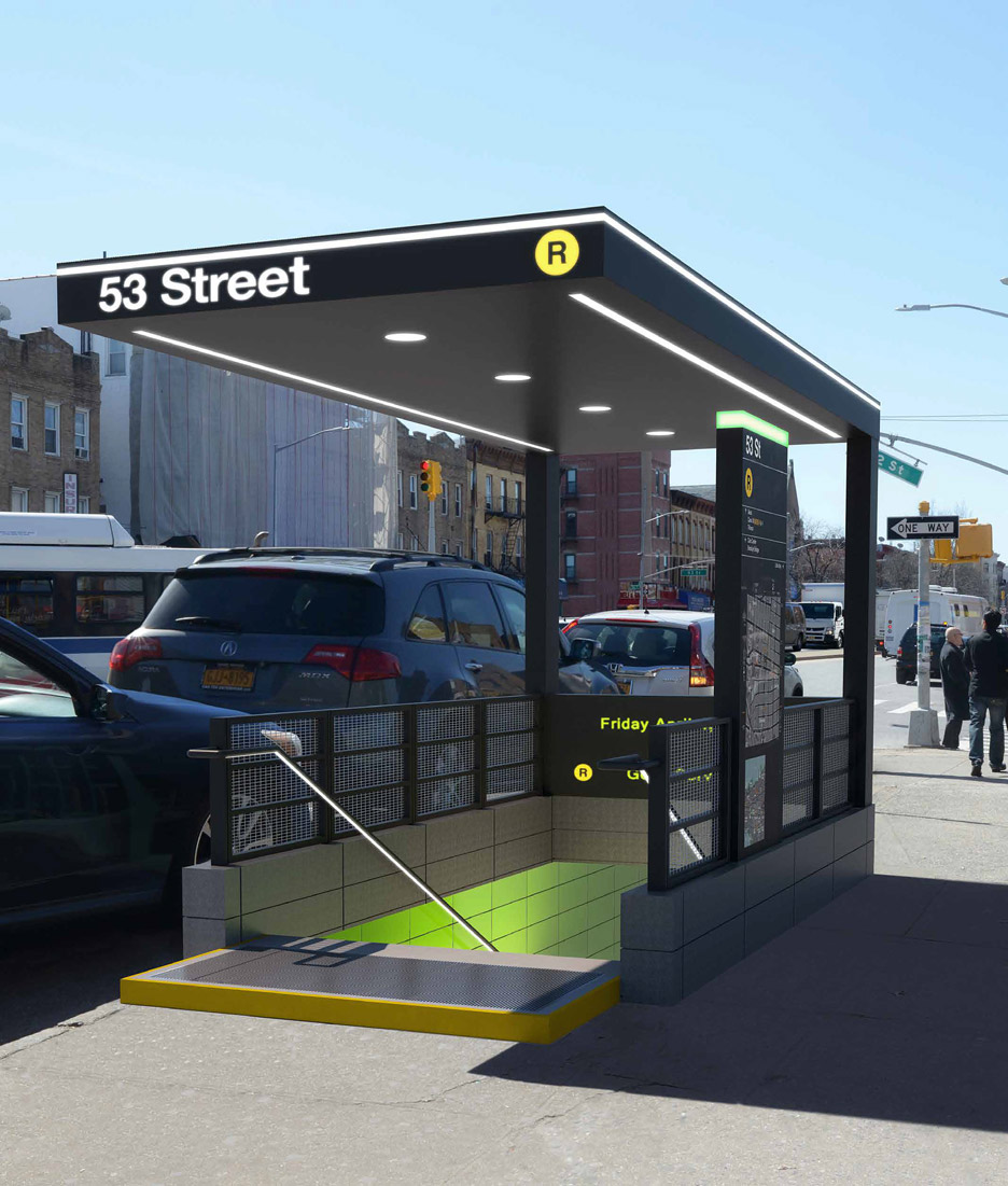 MTA Planned Improvements to New York's subway stations