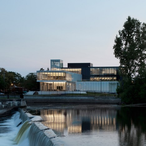 FABG renovates and expands Quebec's Musée d'art de Joliette