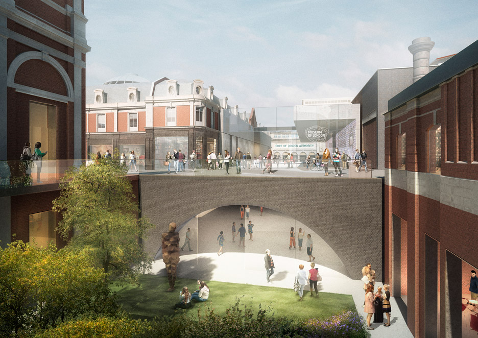 Stanton Williams and Asif Khan chosen to design new Museum of London