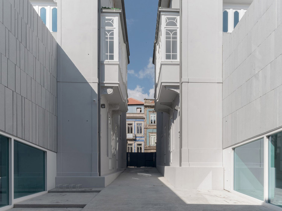NPS Arquitectos creates a new headquarters for the Portuguese Architectural Association