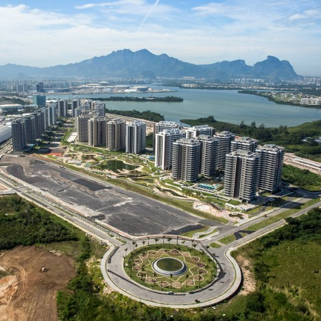 Rio 2016 Athletes Village remains unfinished ahead of Olympic Games