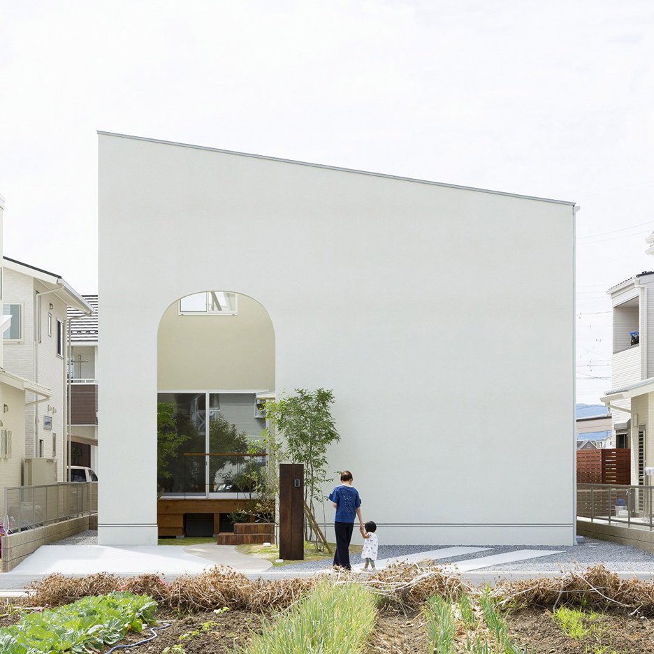"Alts Design Office creates ""comfy"" Outsu house in Japan"