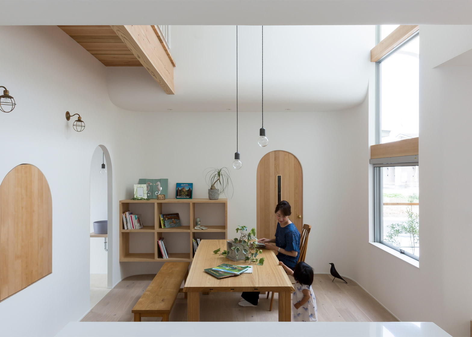 """Alts Design Office creates """"comfy"""" Outsu house in Japan"""