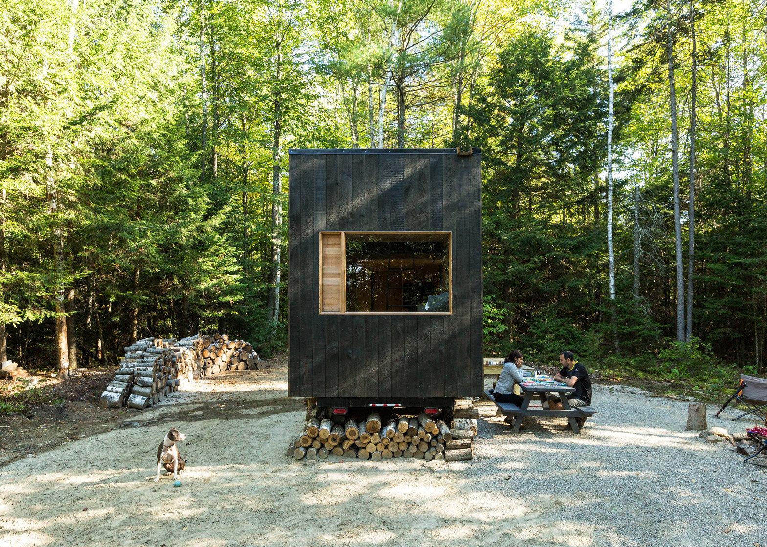 The Ovida Cabin by Getaway
