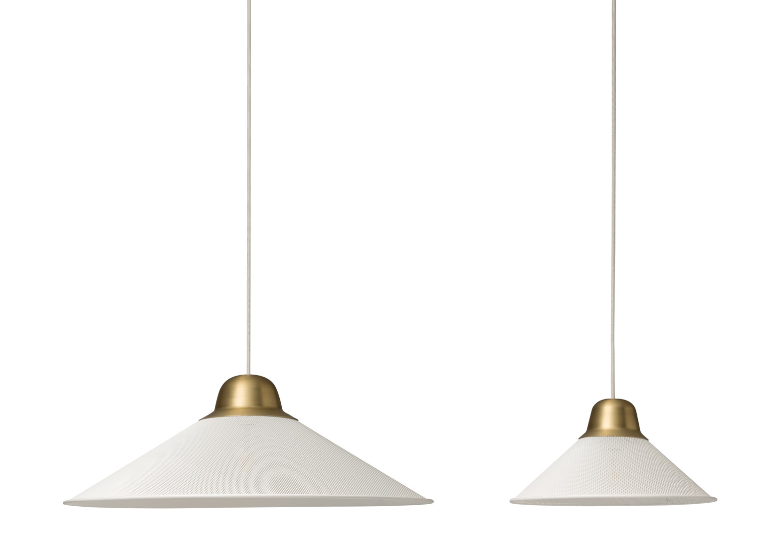 Petite Friture adds sausage lamps to collection