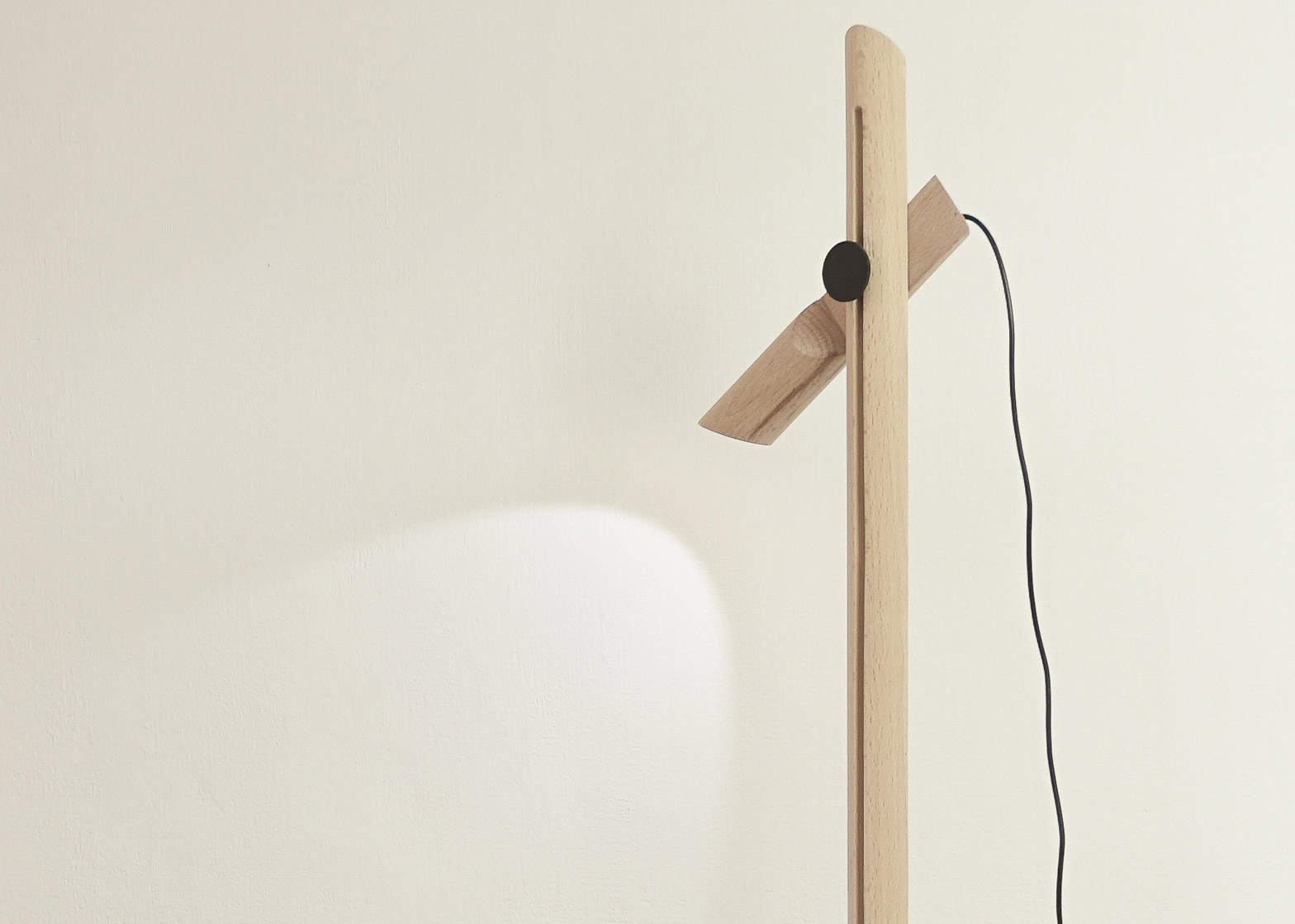 Poise lamp by Saif Faisal
