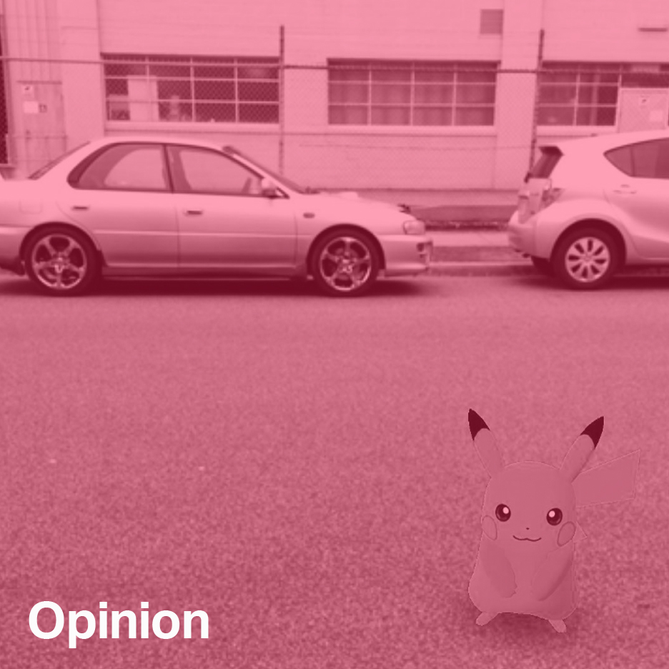 """Pokémon GO has redrawn the map of what people find important about the world"""