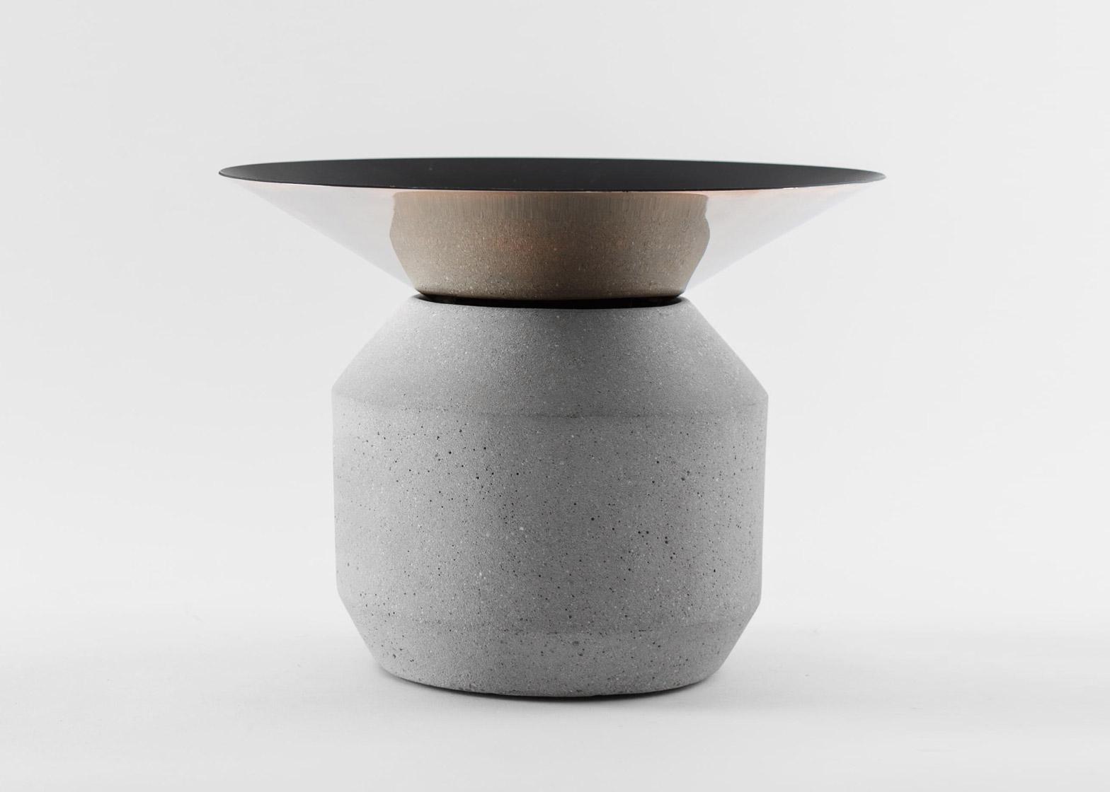 Radial vases by La Selva
