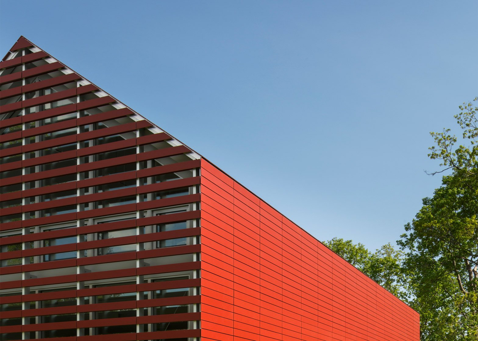 Red Barn by Roger Ferris + Partners