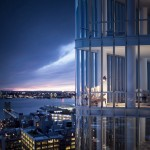 This week, Renzo Piano teased images of his NY tower and sliced the height of the Paddington Pole