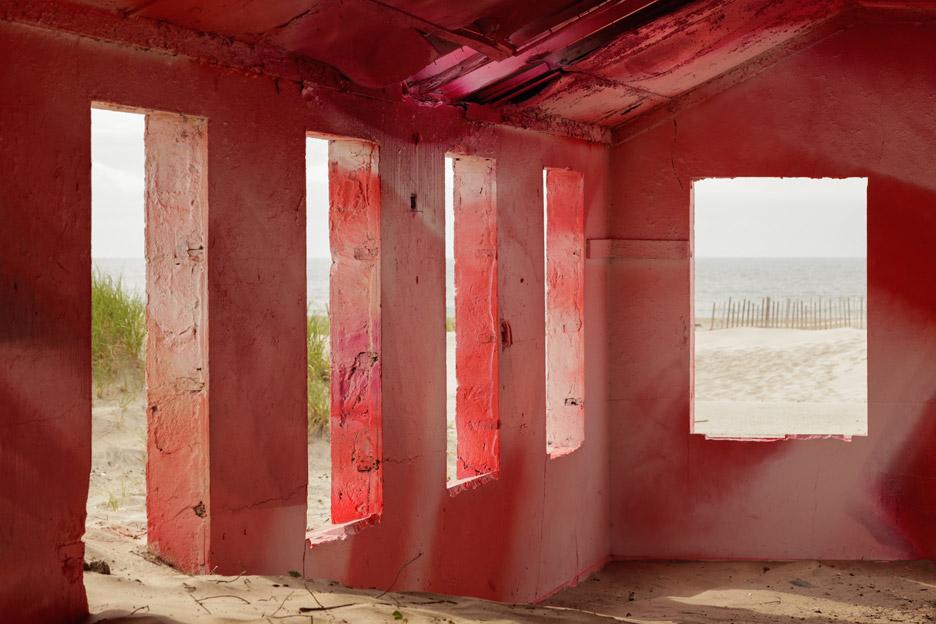 Rockaway! by Katharina Grosse