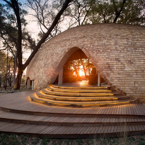 Sandibe Okavango Safari Lodge provides luxury getaway in remote African beauty spot