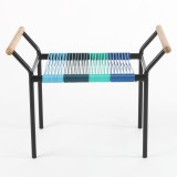 Sebiha Macit creates colourful seating based on Turkish cafe culture