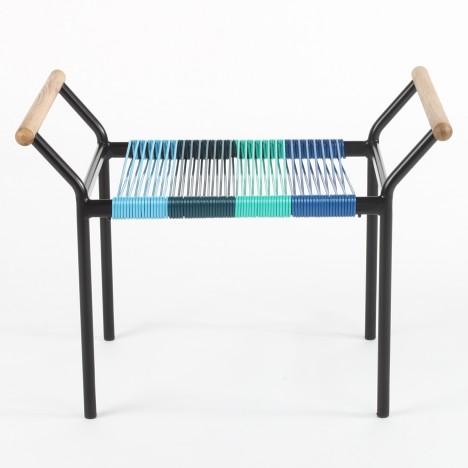 Sebiha Macit creates colourful seating based on Turkish cafe culture