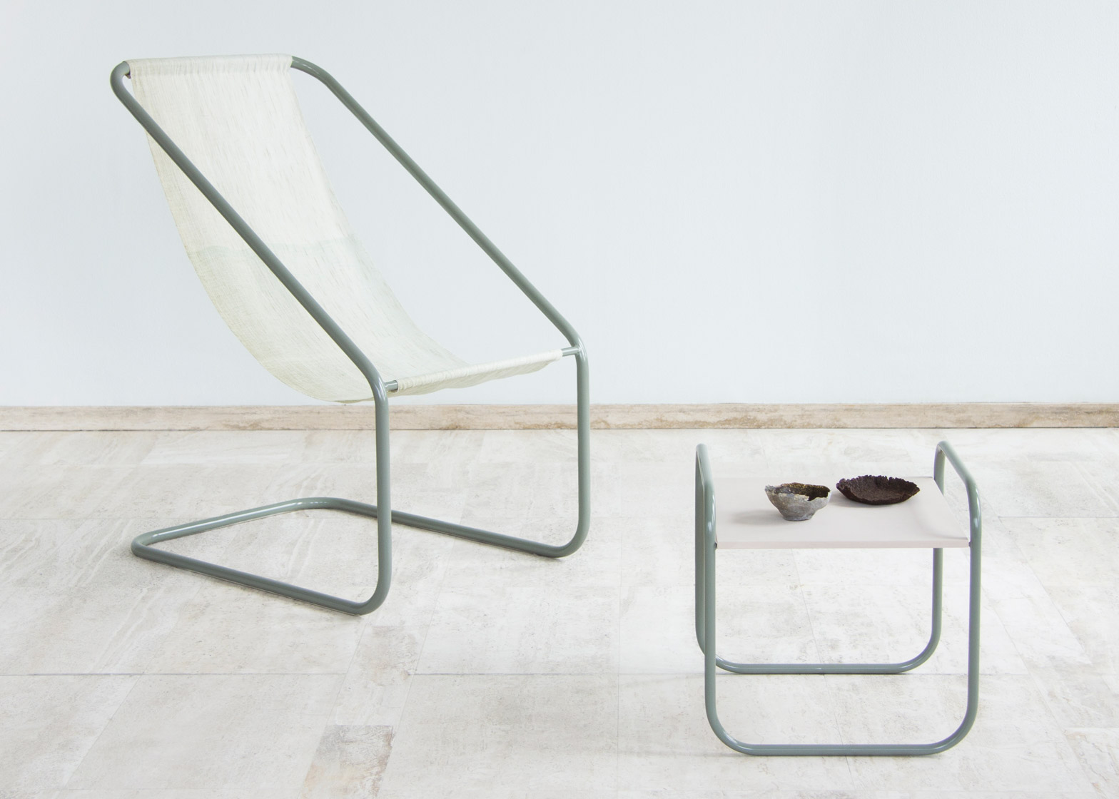 The Sea Me collection by Nienke Hoogvliet uses seaweed as a material