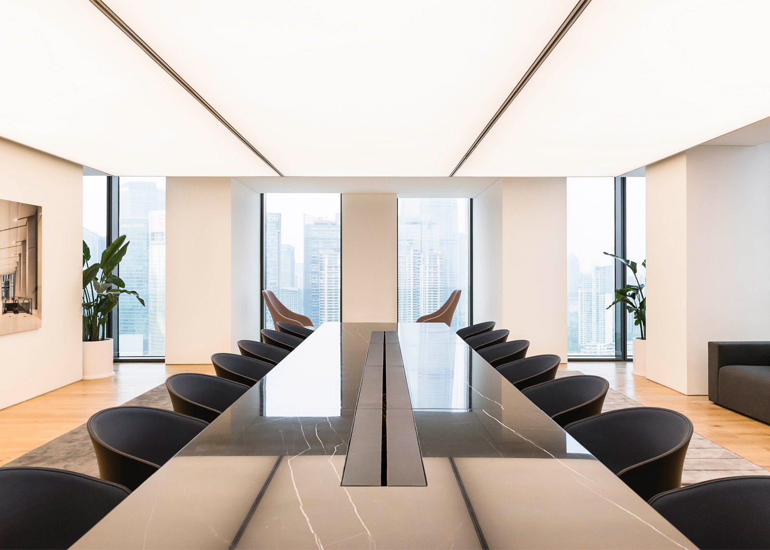 Aim Architecture designs timeless interior for Soho Bund hotel in Shanghai