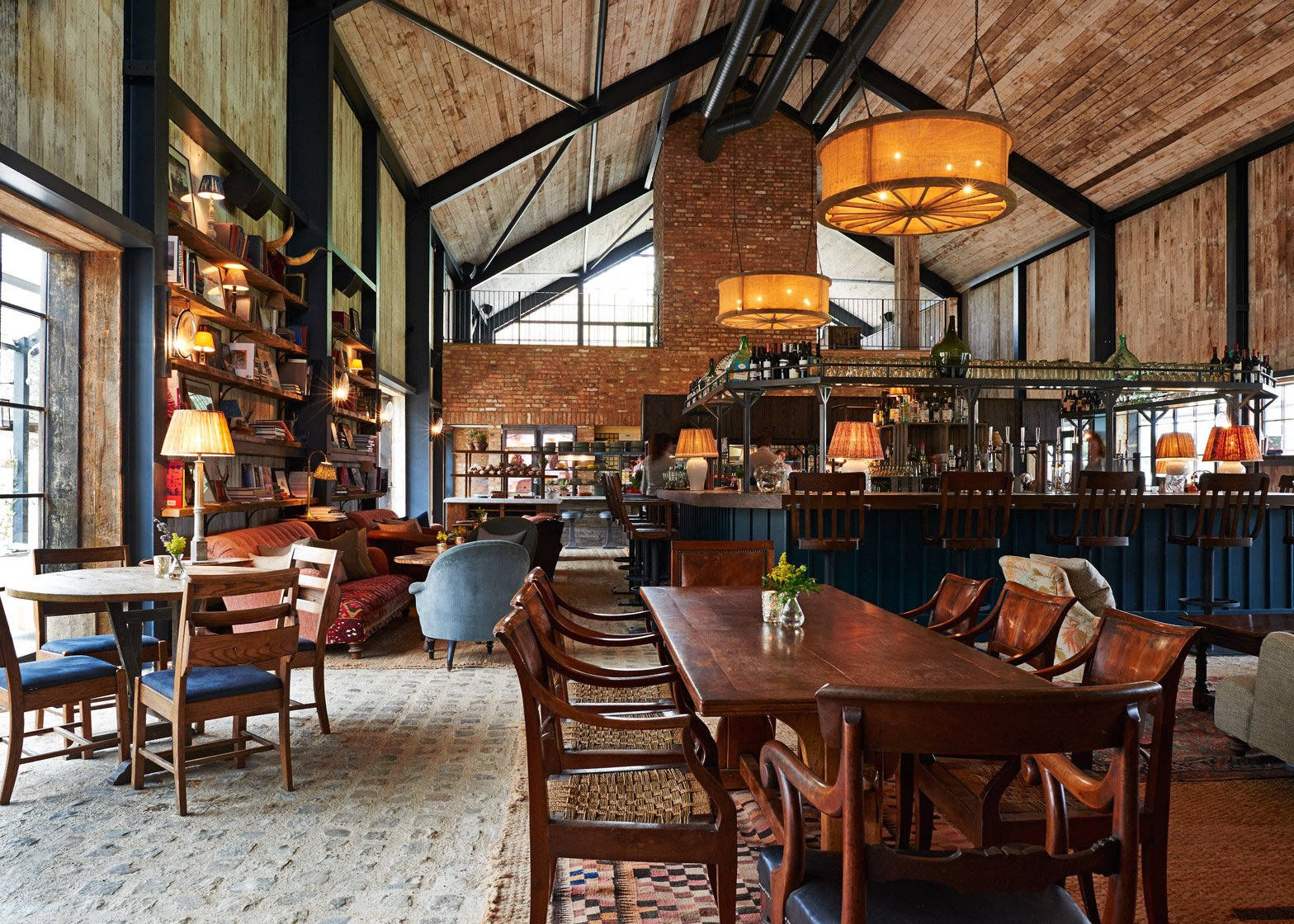 Soho House Opened A New Members Resort In The Cotswolds England 2015 Called Farmhouse