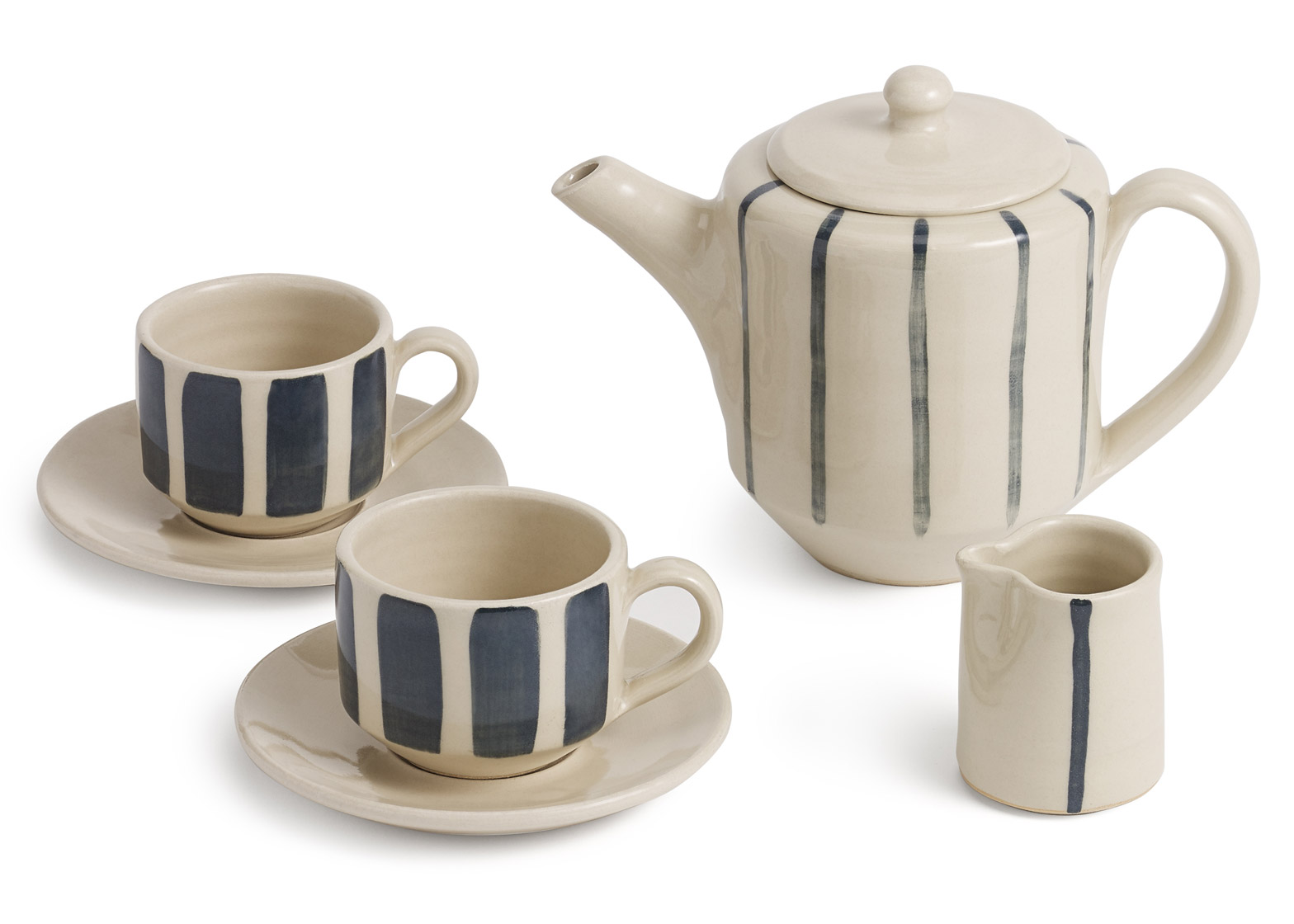 The Whitchford tea set from the Soho Home collection