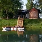 Soho House and Michaelis Boyd turn derelict farm into luxury members' hotel
