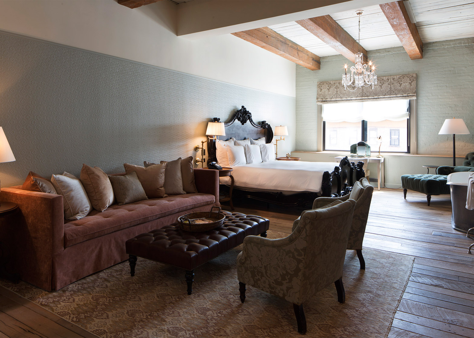 Soho House, New York, USA
