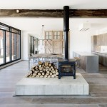Old ambulance station converted into holiday home by Marta Nowicka & Co