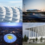 Euro 2016 stadiums headline Dezeen's updated Pinterest board