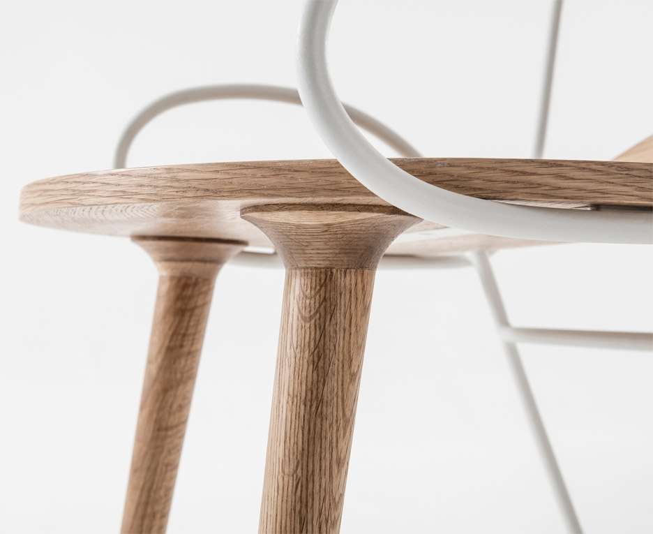 Sylph Chair by Atelier Deshaus