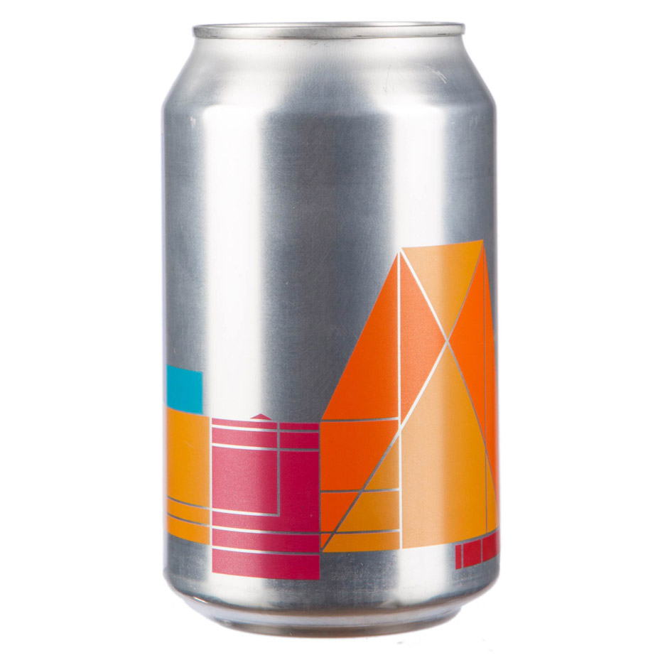 Peter Saville adapts his Tate Modern logo for the Tate beer packaging
