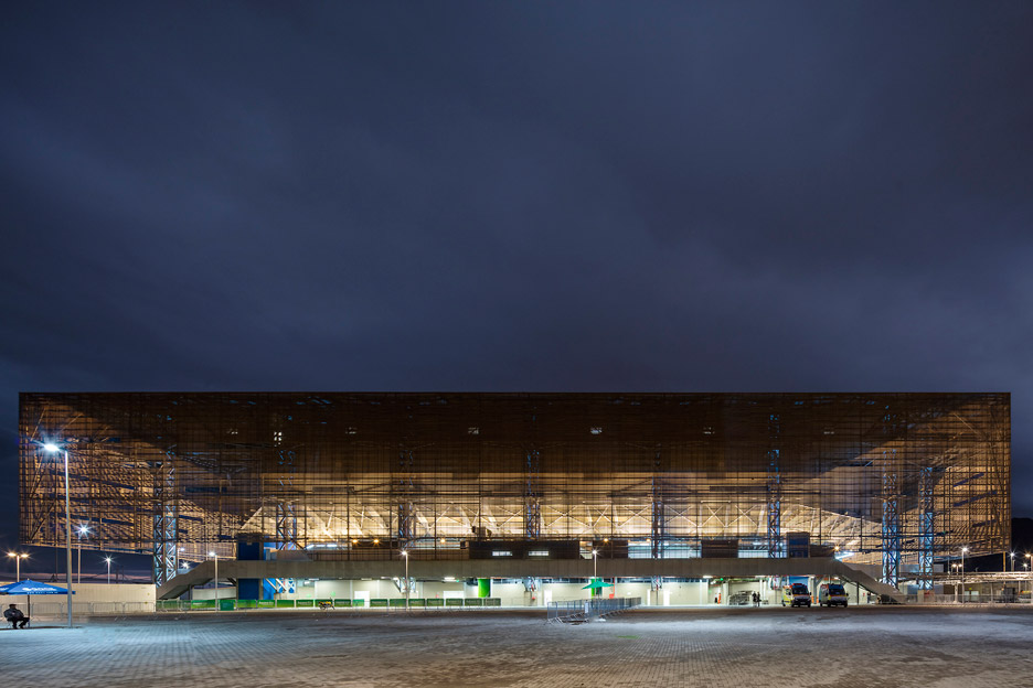 The Future Arena by Lopes, Santos & Ferreira Gomes and AndArchitects