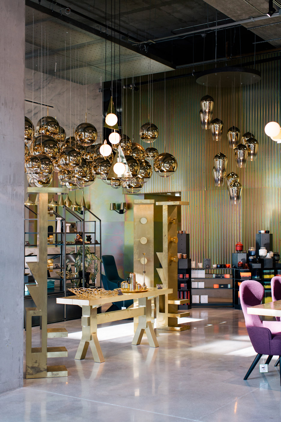 Tom Dixon's The Shop in LA