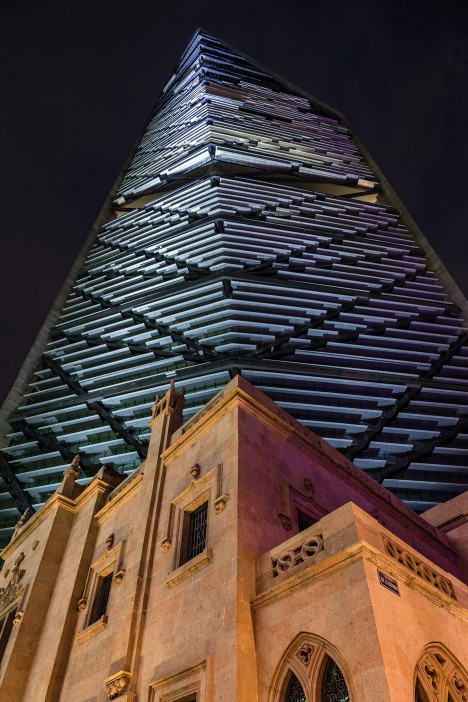 Torre Reforma by LBR&A Arquitectos