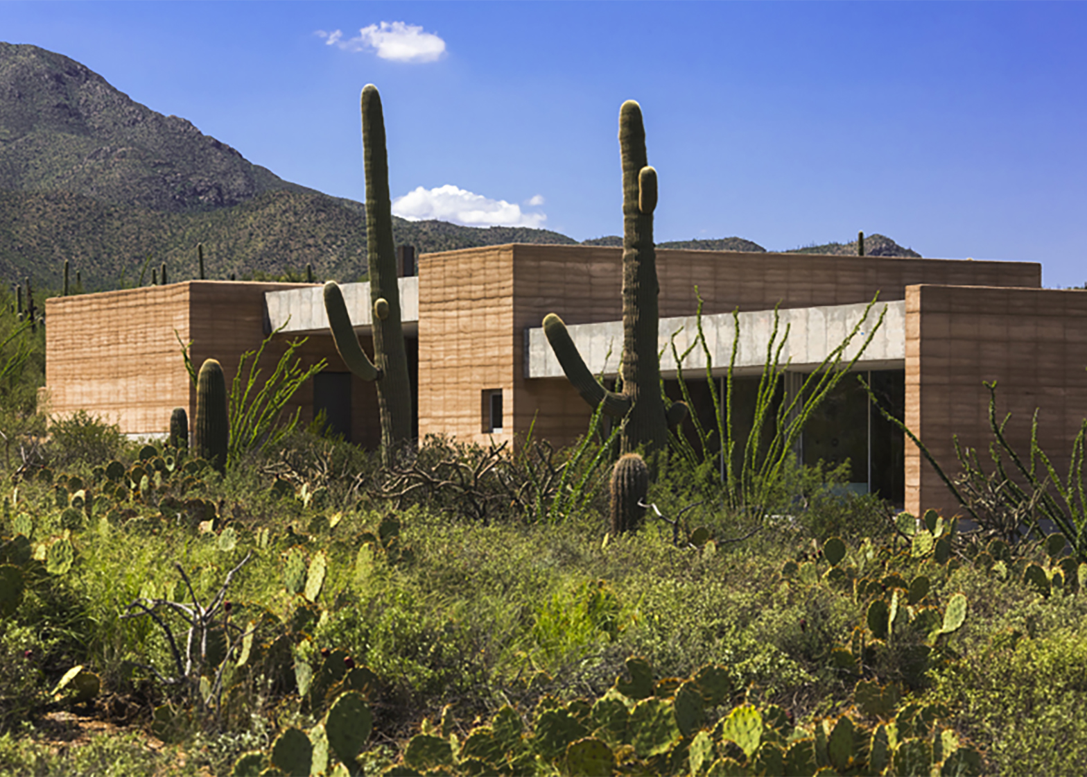 Tucson Mountain Retreat by DUST