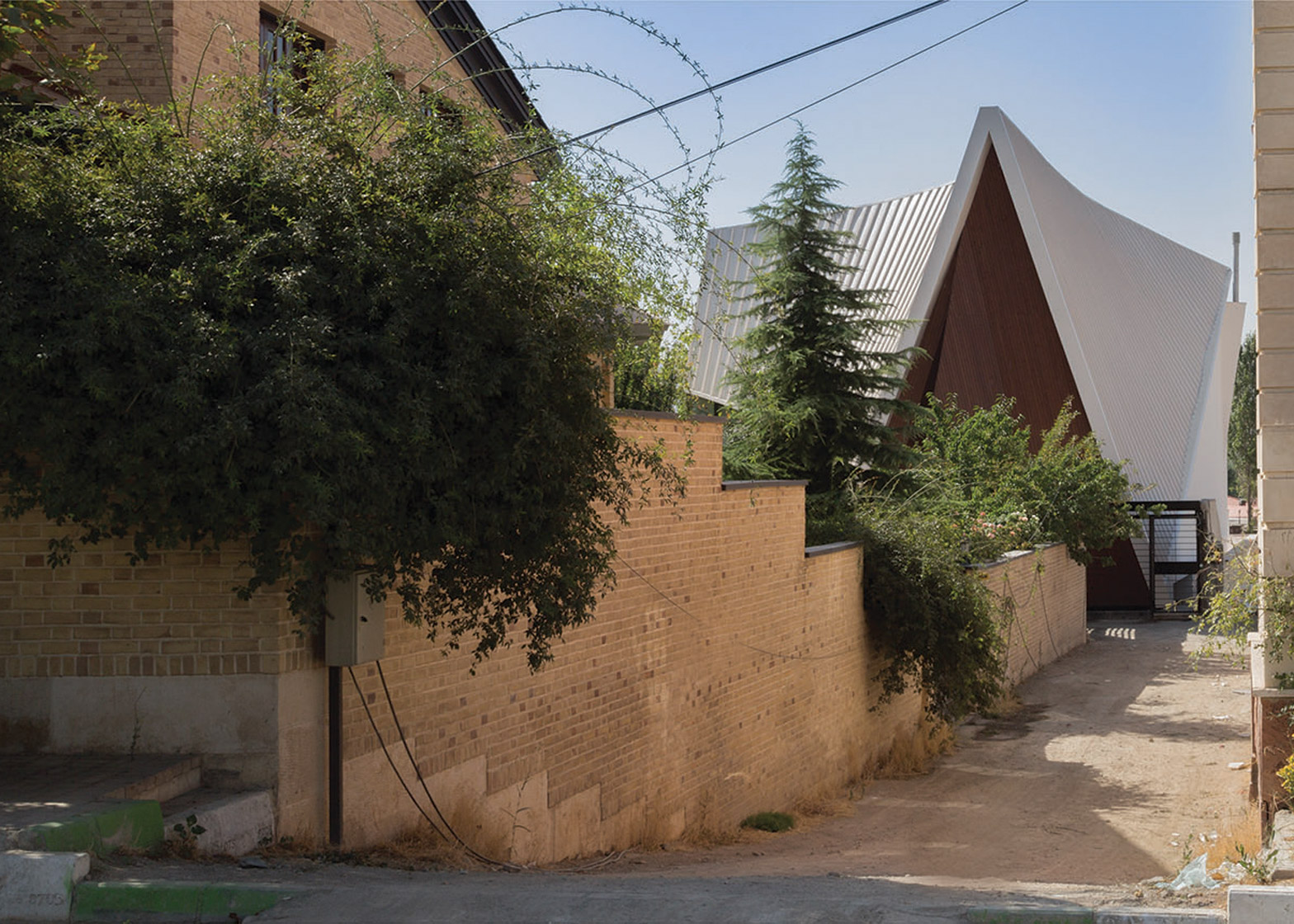 Villa for Younger Brother, Iran, by Next Office