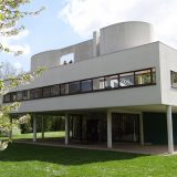 Le Corbusier's Villa Savoye encapsulates the Modernist style
