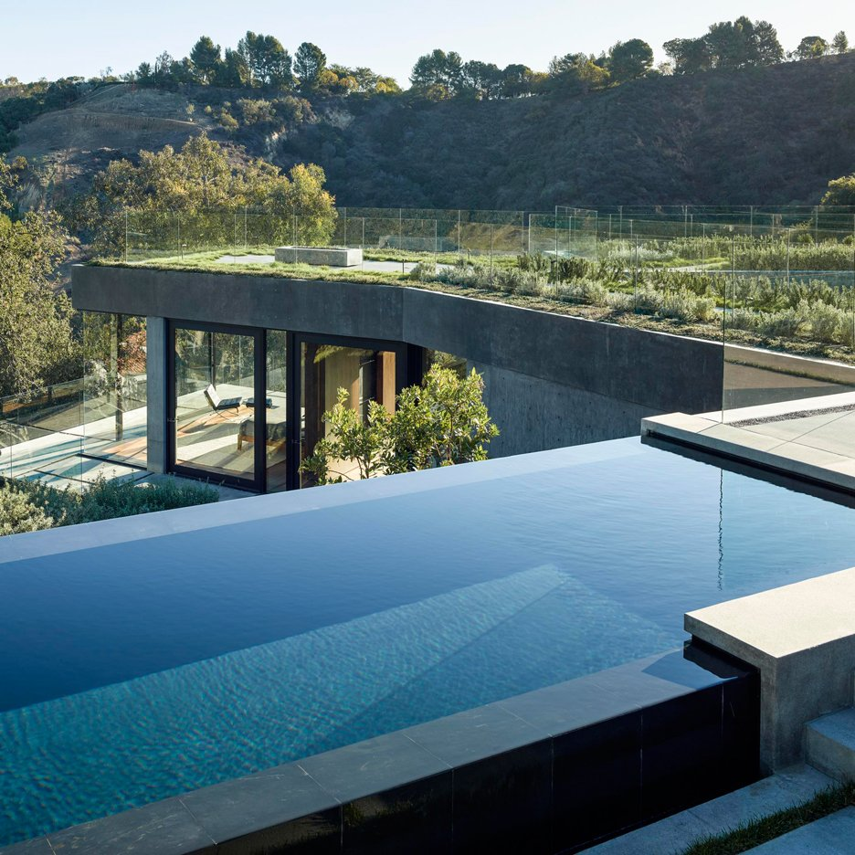 11 of the best rooftop swimming pools on Dezeen