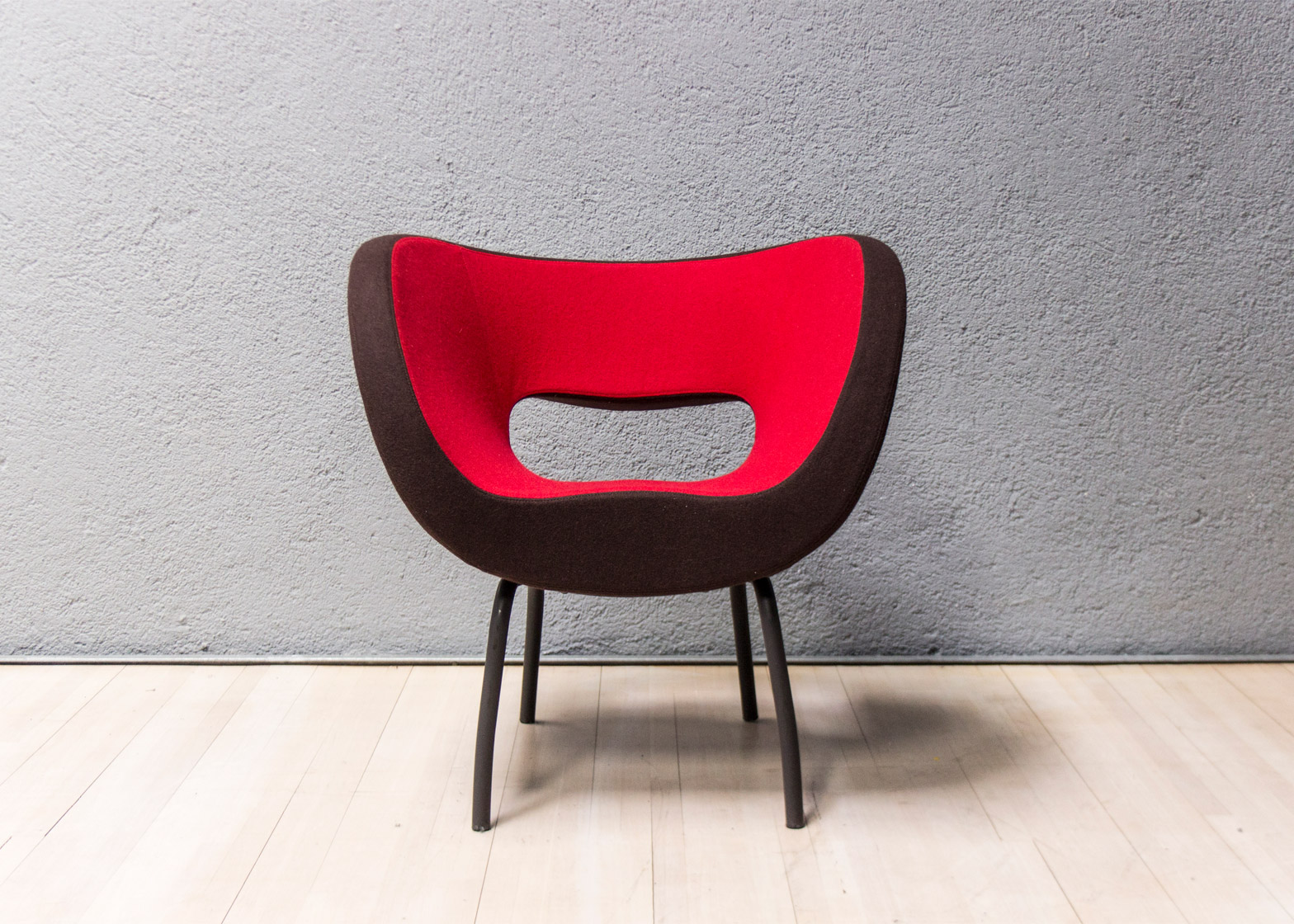 The new Watergate chairs designed by Ron Arad and Moroso