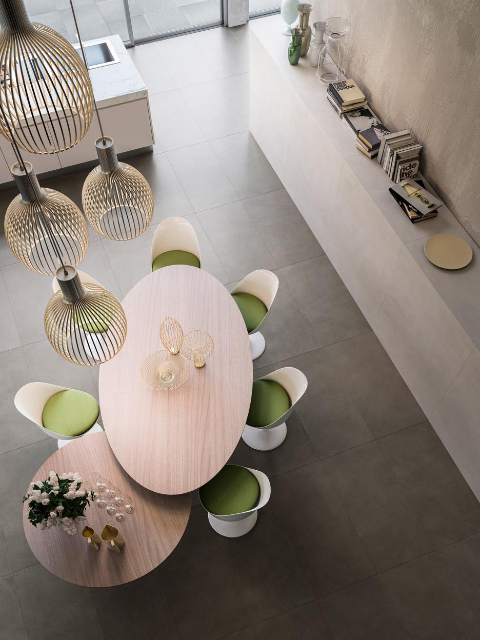 The Wide collection by Ceramiche Refin