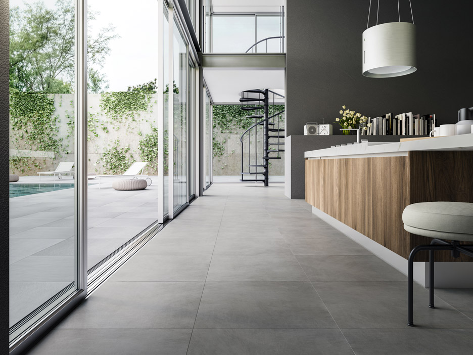 The Wide collection by Ceramiche Refin