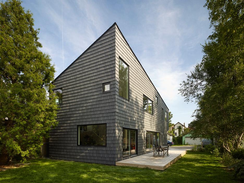 Winona House by Reigo and Bauer