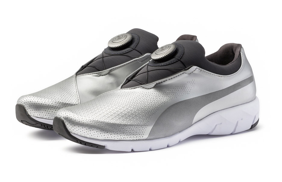 Puma Unveils X Cat Disc Trainers Based On Shapeshifting Car