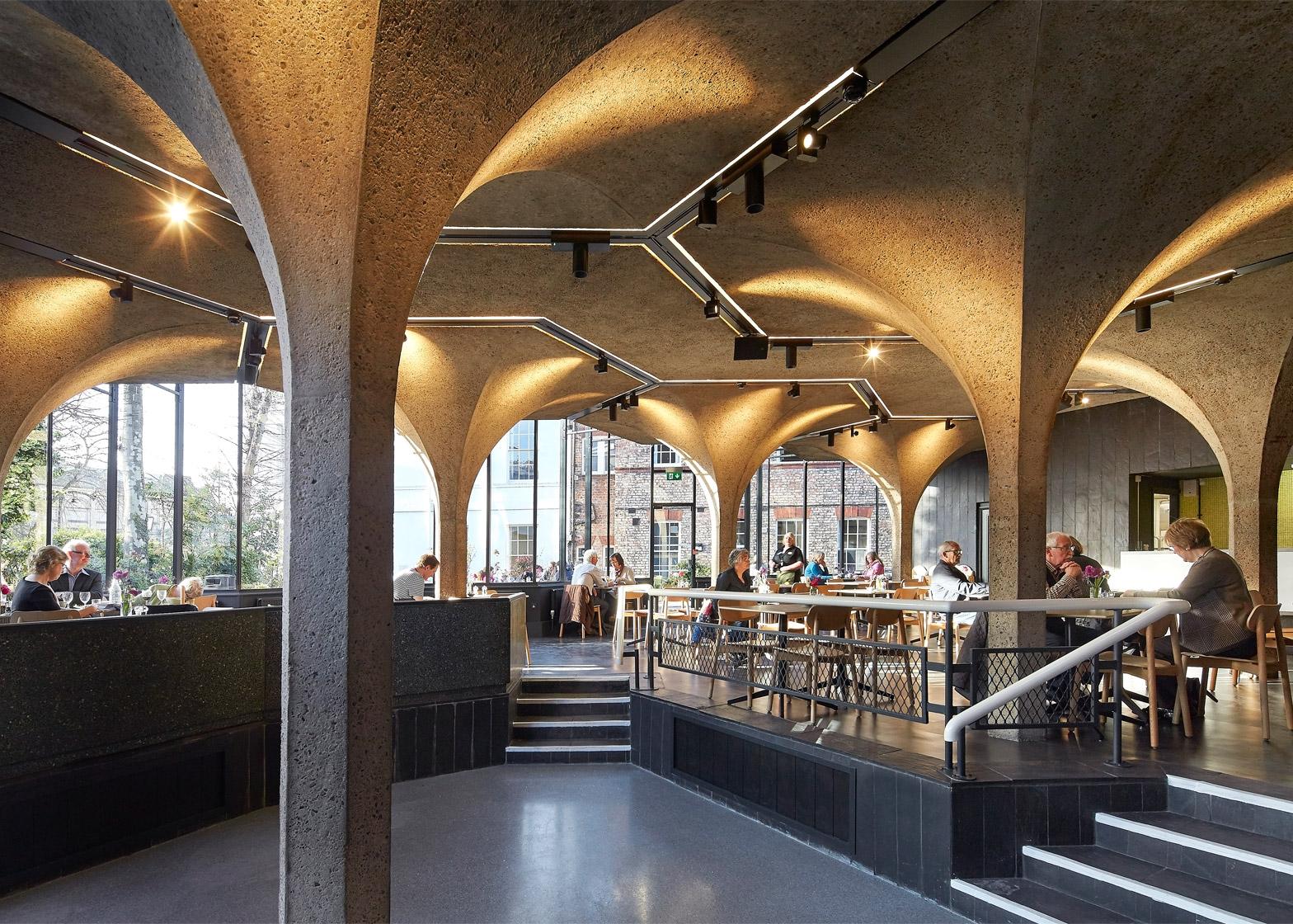 De Matos Ryan renovate York's theatre royal to improve engagement with the city.