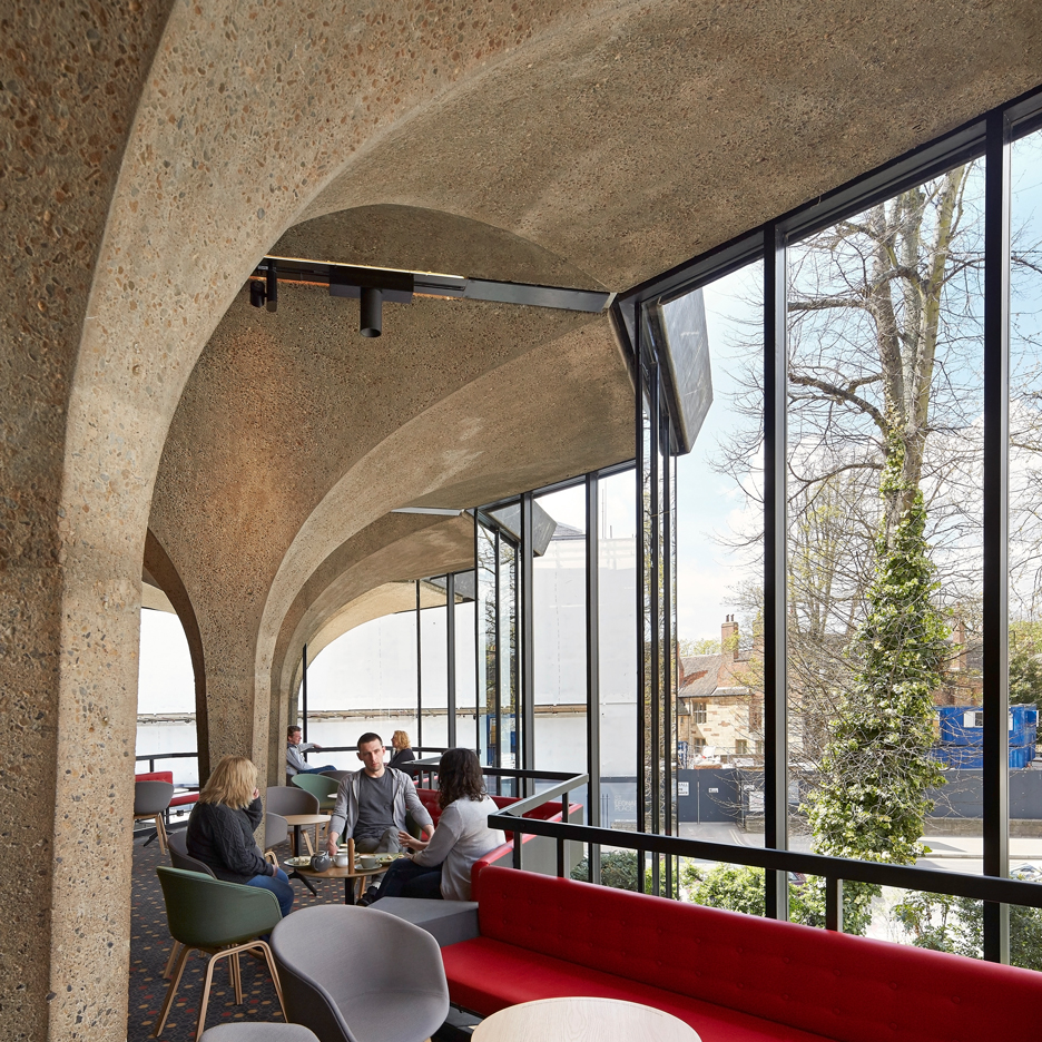 De Matos Ryan overhauls York Theatre Royal and its 1960s extension