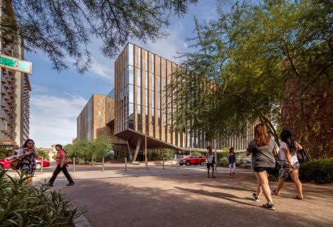 Ennead completes law school in revitalised area of downtown Phoenix