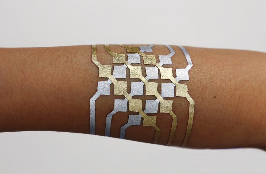 DuoSkin by MIT Labs