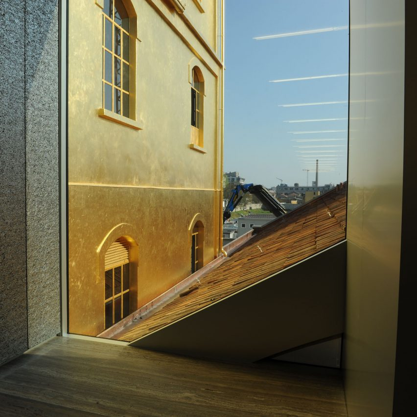 Fondazione Prada by OMA Designs of the Year nominee