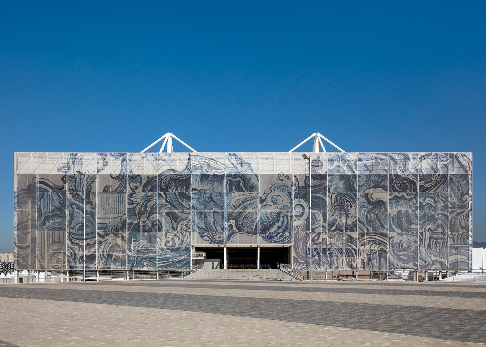 Aquatics Stadium, Barra Olympic Park
