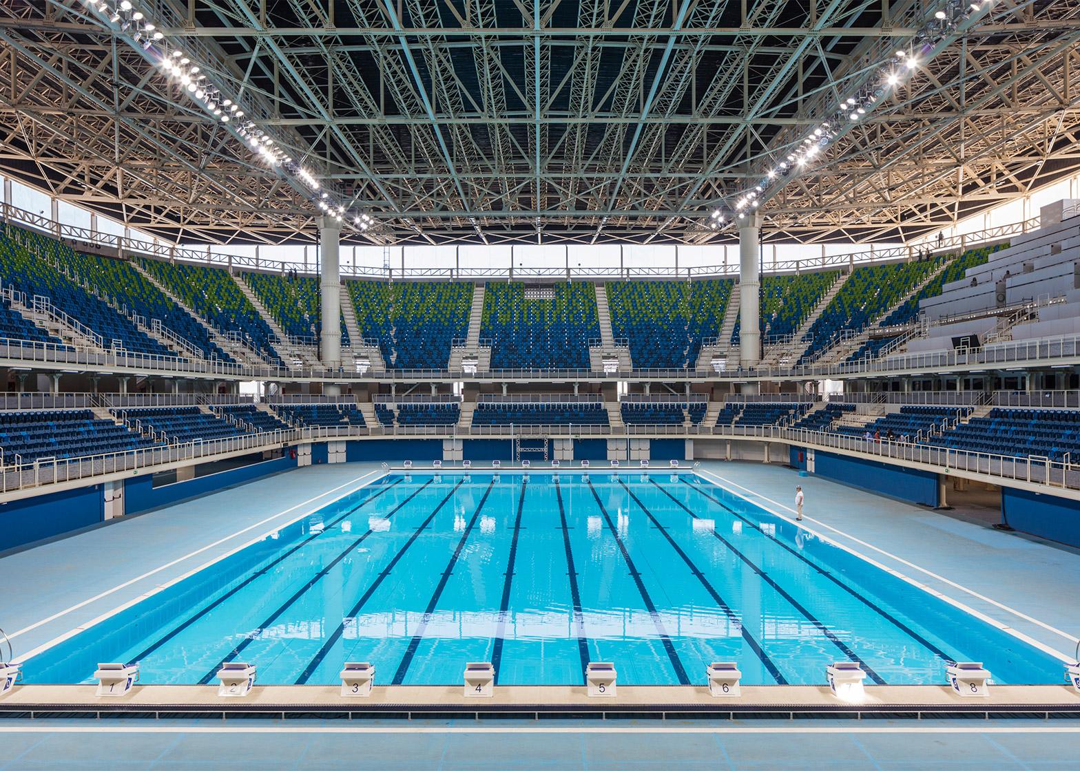 Aquatics Stadium Barra Olympic Park