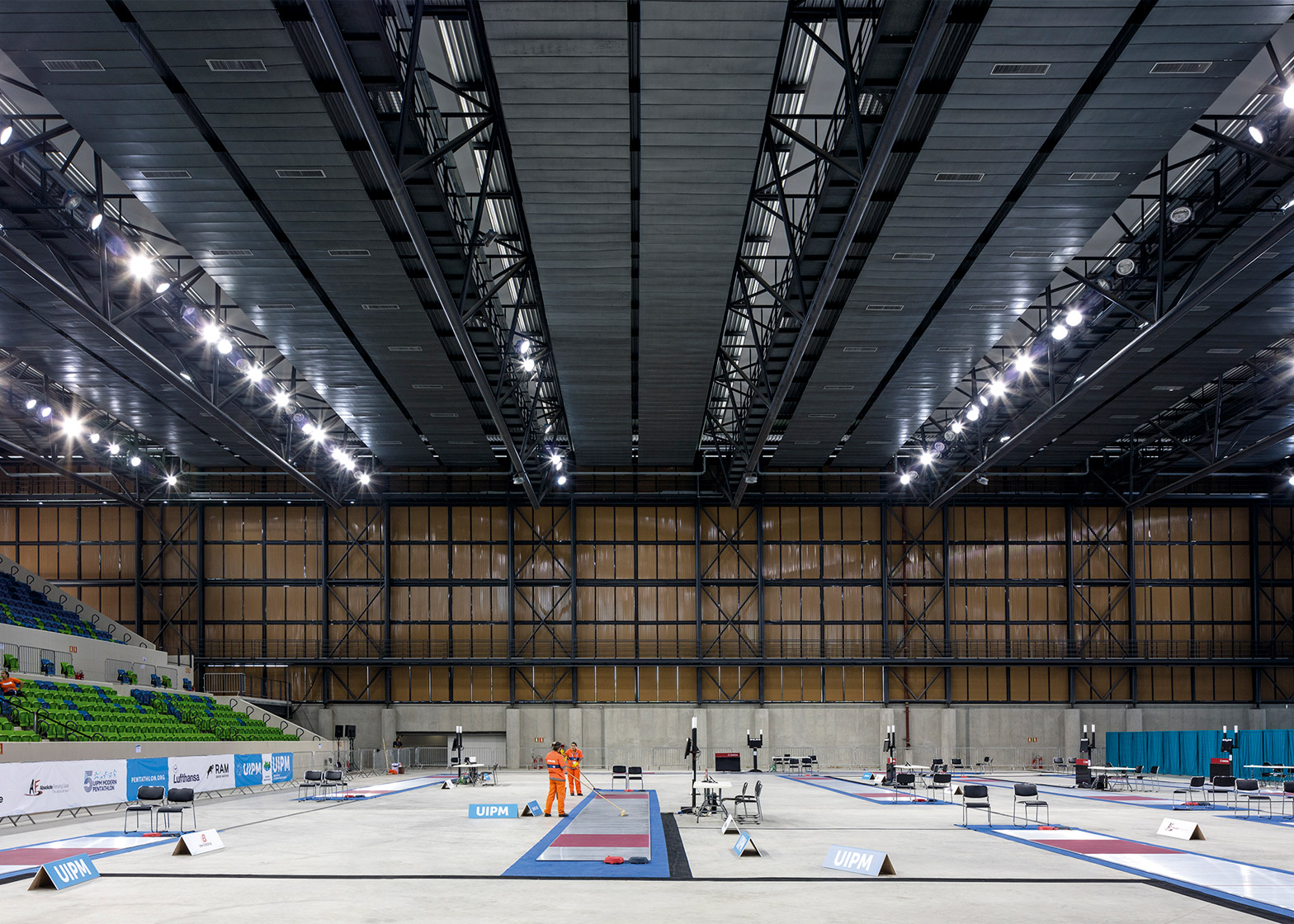 Arena Da Juventude Deodoro Olympic Park By Vigliecca Associados