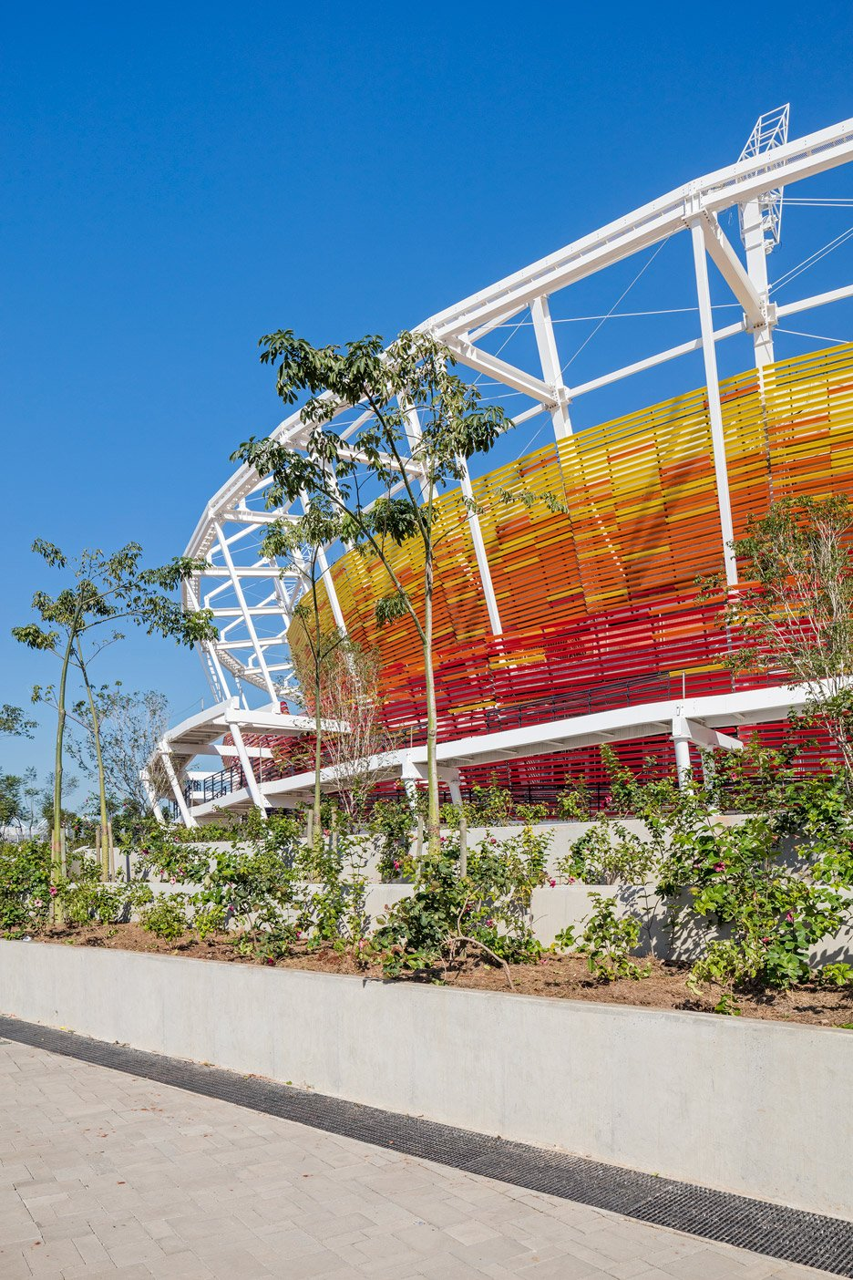 Tennis Centre Barra Olympic Park By Blac Arquitetura