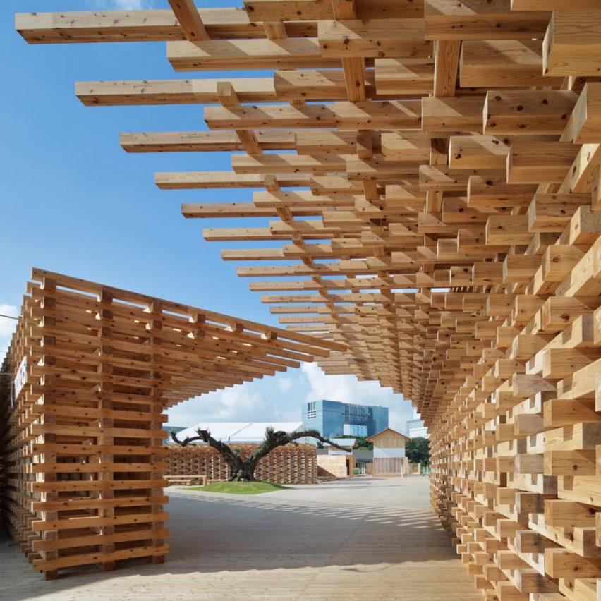 Sou Fujimoto, Kengo Kuma and more propose future houses in House Vision exhibition Architecture design Dezeen